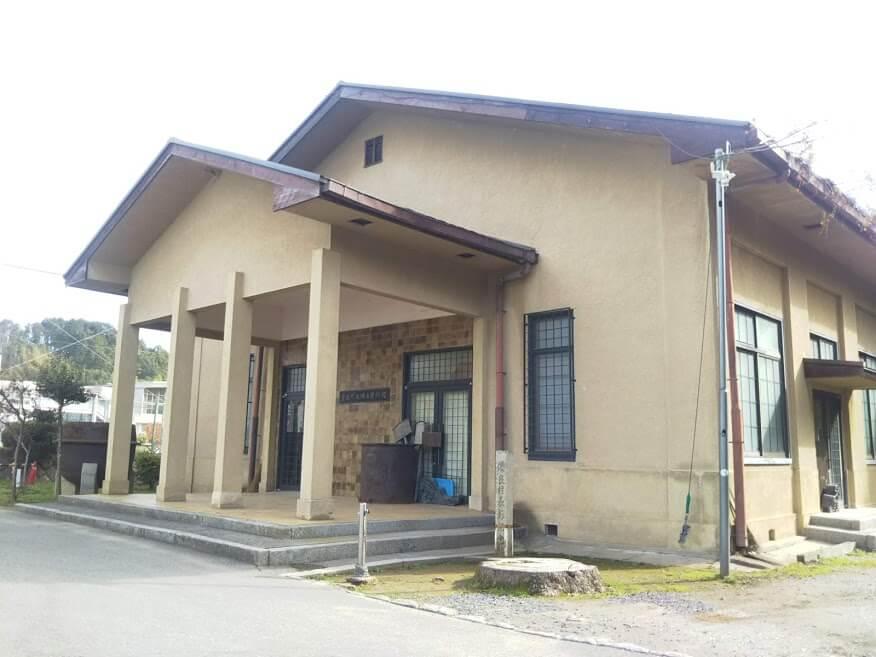 豊能町立郷土資料館の外観写真